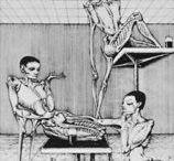Giger / Feast for the Psychiatrist