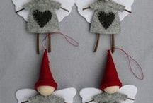 Christmas crafts / ideas for christmas projects  / by Anita Guthrie