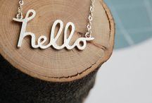 personalized jewels - ideas