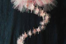 Tea fiesta de ballerina