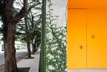 Entry and Threshold / by Surroundings