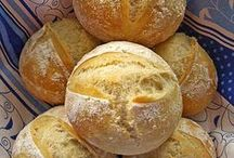 Semmel/Brot backen