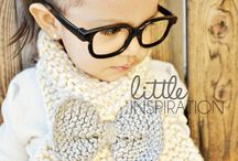 Cowls and Scarfs - Knit and crochet