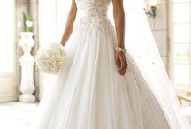 Pánt nélküli esküvői ruhák