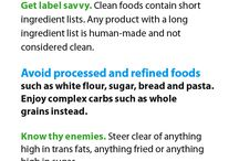 Clean Eating / by Cindy Hiatt