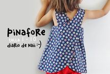 Free pattern Diario de Naii