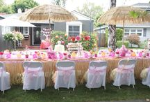 Luau Party Theme / by Taste Of The Best Catering