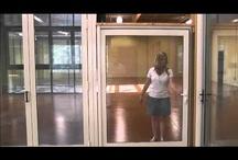 Pivot Doors by Solar Innovations, Inc. / by Solar Innovations, Inc.