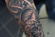 Kims tatuering