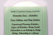 Dementia Care Activity Planning Training Resources