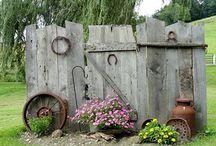 zahradne dekoracie