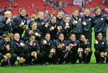 USWNT❤ / #1 / by Sarah Snyder