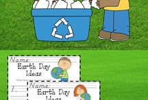Earth Day / by Laura Serpa Kunz