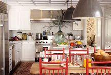 Future Kitchen / I've got a white kitchen dream, spinning 'round in my head...I'll make it happen some day!