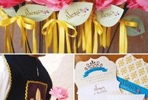 Beauty and the beast Party inspiration / by Pretty Little Vintage {Melbourne}