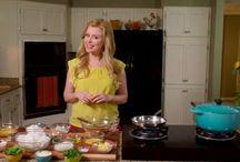 Georgia Pellegrini Cooking Videos