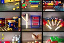 muziekinstrument knutselen