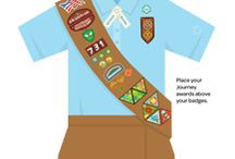 Girl Scout Brownie