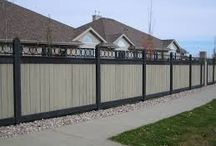 fencing / ideas for fence to go around property