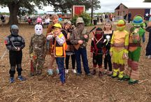 Halloween Costume Contest Winners / Every season we host costume contests at the South Texas Maize. Here are just a few of our awesome winners.