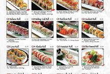 To Try & Replicate: Sushi