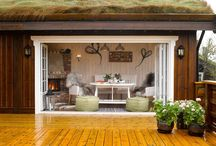 Outdoor and garage inspiration