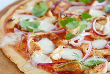 Pizza bodem glutenvrij