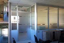 Creatività - Decorazione Vetrine / Decorazione vetrine con adesivi prespaziati e stampe digitali