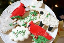 All Things Cookies - Holidays / by Kitrin Jeffrey