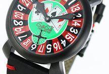 時計の保存