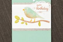 Best Birds Stampin Up 2016-17