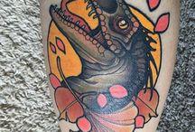 Graduation tattoo