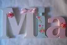 Letreros bebes