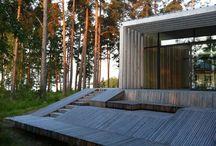 Swedish Timberprize 2012 Skogssauna Tomtebo