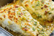 Recipes- Fish