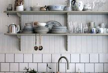 Inspiration - Kök och matplats