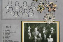 Scrapbooking Genealogy