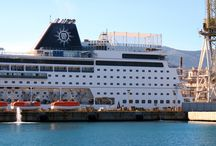 MSC Sinfonia Our Holiday cruze