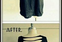 Recycle Old Clothes / by Denisse Alfaro