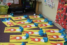 PTO / Art Sale & Auction Fundraiser; Read Across America; Lorax: Earth Day; Etc. / by Misty Lewis