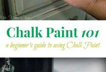 chark paint