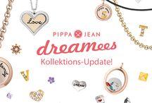 PIPPA&JEAN dreamees Kollektions-Update 2015 / Seit dem Launch unserer PIPPA&JEAN dreamees Ende letzten Jahres war der Wunsch nach neuen dreamees nach ein paar Wochen besonders groß. Ab heute ist nun endlich das dreamees Kollektions-Update verfügbar :)