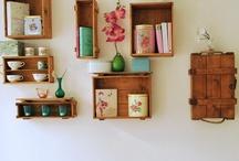 Shelves Corner