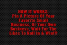 The Best Thing I Ever Had Pin / HOW IT WORKS: Pin A Picture Of Your Favorite Small Businesess, Or Your Own Business, Wait For The Likes To Roll In & Win!!!  If You Would Like To Be A Contributor, Please Like This Board & Us & We Will Send You An Invitation: http://www.pinterest.com/VeLoGS/the-best-thing-i-ever-had-pin/