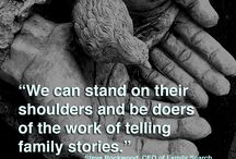 Family History Quotes and Inspiration