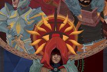 Thedas / Dragon Age