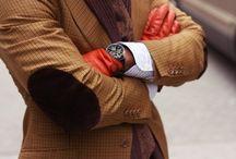Men's Style / male fashion styles