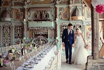 RECEPTION / by FUSE Weddings & Events