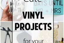 vinyl projects