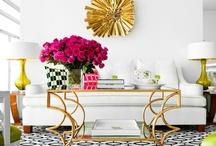 interior design / by alisha gwen